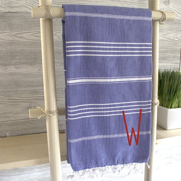 Personalized 100% Cotton Beach Towel by Cathys Concepts